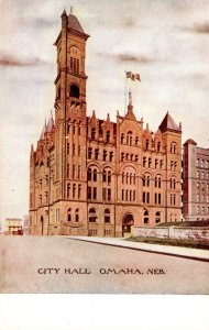 Nebraska Omaha City Hall