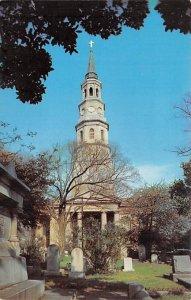 St Philips Church Grave of John C Calhoun Charleston, SC