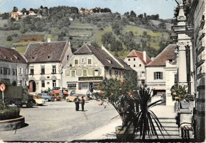 Lot193 hartberg main square styria austria  real photo