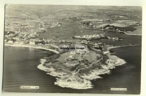tp3550 - Aerial View of Falmouth , Cornwall - postcard