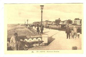 DIEPPE, Boulevard Maritime, Seine Maritime, France, 00-10s