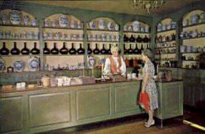 Pasteur-Galt Apothecary Shop
