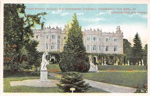 Hughenden Manor, Mr Coningsby Disraeli Statues (The Earl of Beaconsfield Home)