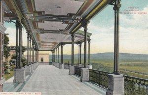 MEXICO CITY, Mexico, 1900-10s; Chapultepec - Mirador en el Castillo