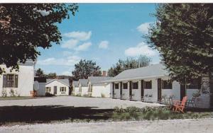 Mac Kenzie's Motel and Cottages, Shelburne, Nova Scotia, Canada, 40-60´s