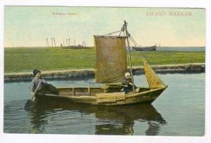Schuitje varen, EILAND MARKEN, Netherlands , 00-10s