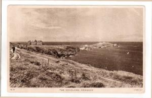 NEWQUAY, Cornwall/Scilly Isles, England, 1900-1910´s; The Headland