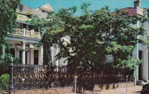 Cornstalk Fence Guest House 915 Royal Street New Orleans Louisiana