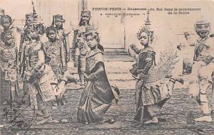 Cambodia, Cambodge Dancers  Dancers