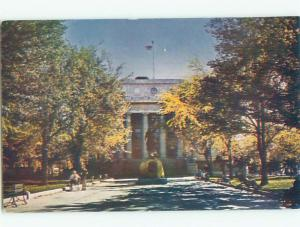 Unused Pre-1980 COURT HOUSE Prescott Arizona AZ n4154
