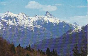 Canada Mount Slessie British Columbia
