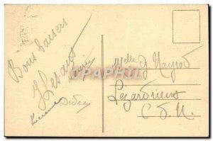 Old Postcard Mont Saint Michel abbey Galeries Du Cloitre
