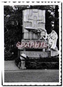 Postcard Modern Milan Cimitero Monumentale