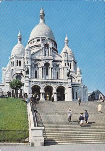 France Paris Le Sacre Coeur