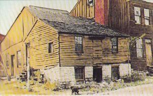 The Huckleberry Finn House In Hannibal Missouri