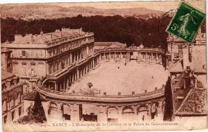 CPA Nancy-L'Hémicycle de la Carriére et le Palais du Gouvernement (187179)