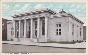 North Carolina Kinston Post Office