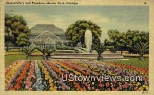 Lincoln Park Chicago IL 1940, Missing Stamp