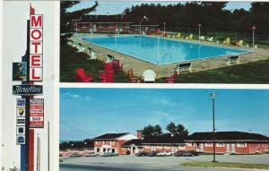 Swimming Pool, Alouettes Motel, MONTREAL, Quebec, Canada, 40-60´