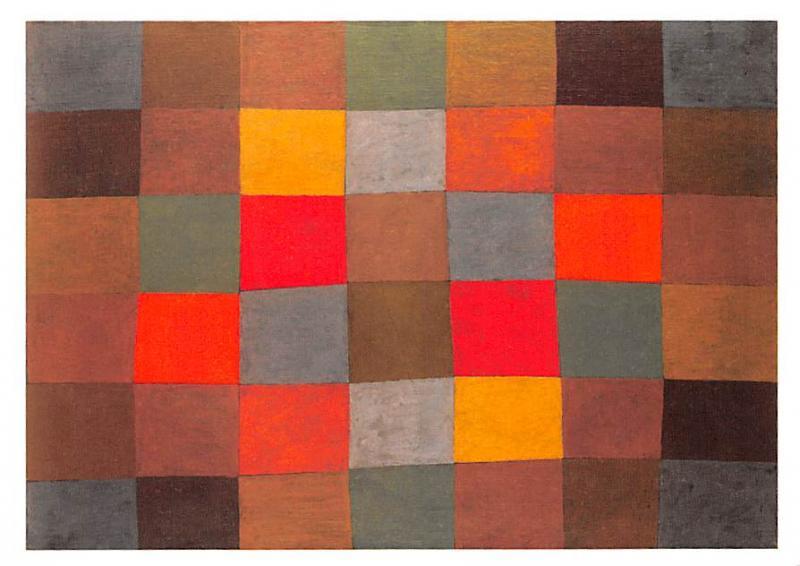 Paul Klee - New Harmony