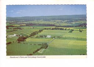 Eisenhower's Farm and Gettysburg Countryside, Pennsylvania