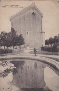 PONS , France , PU-1918 : la Tour