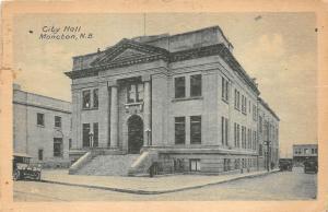 B5221 New Brunswick Moncton City Hall