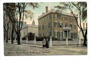 L.D.M. Sweat Memorial Building, Portland, Maine , 00-10s