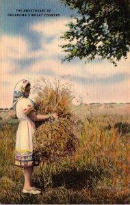 Oklahoma The Sweetheart Of Oklahoma's Wheat Industry