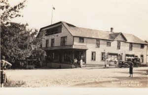 RP: Arrow lakes Hotel , EDGEWOOD , B.C. , Canada , 1910s