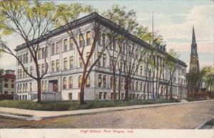 Indiana Fort Wayne High School 1911