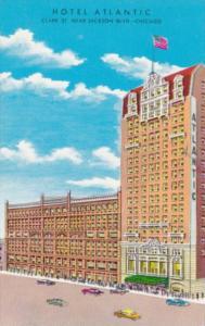 Illinois Chicago Hotel Atlantic
