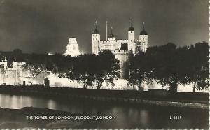 Postal 51232: LONDRES - La Torre de Londres