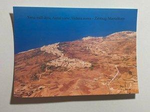 UNUSED PICTURE POSTCARD - GOZO MALTA  AERIAL VIEW MARSALFORN   (KK1858)