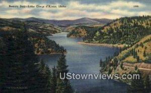 Beauty Bay - Lake Coeur d'Alene, Idaho ID