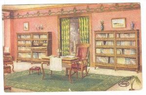Interior- Macey Bookcases Made In Grand Rapids, Cincinnati, Ohio, 1900-1910s