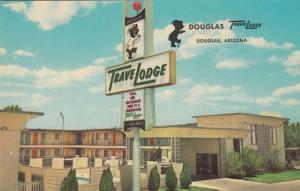DOUGLAS, Arizona, 1940-60s; Travel Lodge