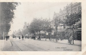SOUTHPORT, UK, 1900-10s ; Lord Street ; Ver-2