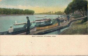 USA - Boat Landing Ottumwa Iowa 03.70