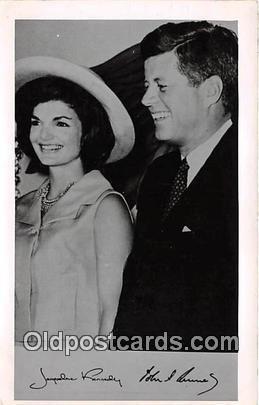 Jacqueline Kennedy 1964