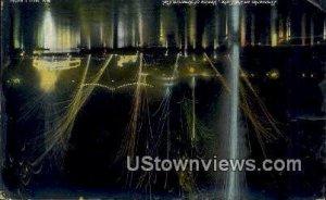 Fireworks, Lake - Venice, CA