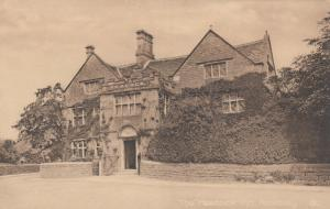 ROWSLEY , Derbyshire , England , 1900-10s ; The Peacock Inn