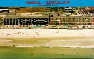 Florida Panama City Beach The Admiral-Imperial Inn 1979