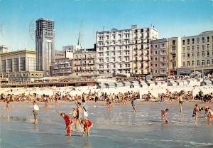 Belgium Blankenberge Beach and Promenade Strand en Dijk Plage