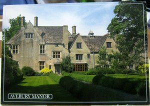 England Avebury Manor Wiltshire - posted 2015