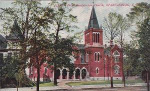 First Presbyterian Church, Spartanburg, South Carolina, 1900-1910s