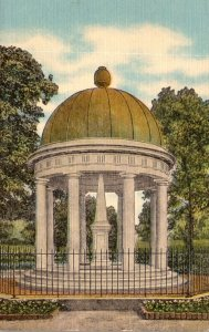 Tennessee Nashville Tomb Of General Andrew Jackson At The Hermitage
