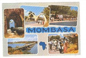 5-Views of Mombasa, Kenya, 50-70s
