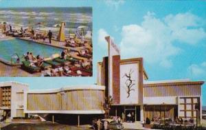 Florida Miami Beach The Driftwood Motel 1956
