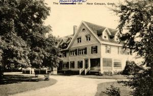 CT - New Canaan. The Holmewood (Hampton?) Inn